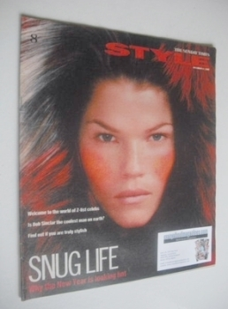 Style magazine - Snug Life cover (31 December 2000)