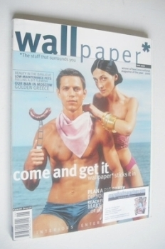 Wallpaper magazine (Issue 29 - June 2000)