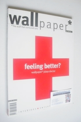 <!--2000-01-->Wallpaper magazine (Issue 25 - January/February 2000)