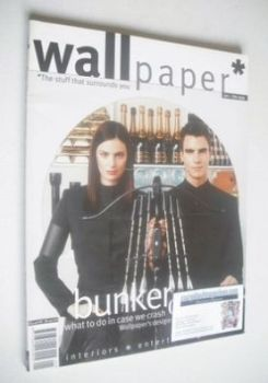 Wallpaper magazine (Issue 16 - January/February 1999)