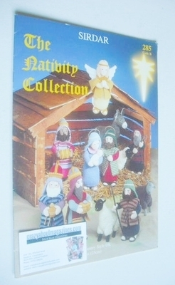 The Nativity Collection Knitting Booklet (Sirdar 285)