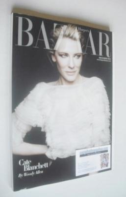 <!--2013-12-->Harper's Bazaar magazine - December 2013 - Cate Blanchett cov