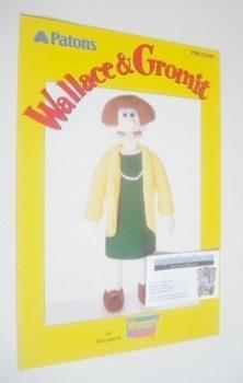 Wendolene Toy Knitting Pattern (Patons PBN E2361)