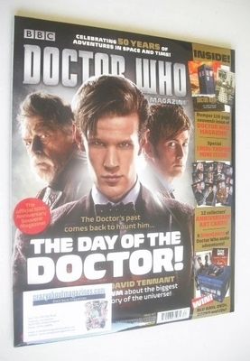 <!--2013-12-->Doctor Who magazine - 50th Anniversary Souvenir Edition (Wint