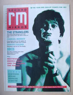 <!--1988-01-23-->Record Mirror magazine - 23 January 1988