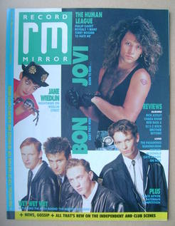 <!--1988-11-26-->Record Mirror magazine - 26 November 1988