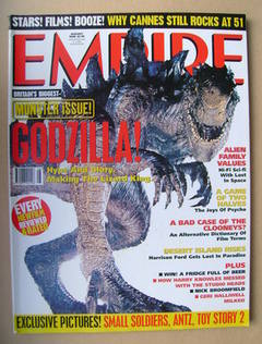 godzilla empire magazine article
