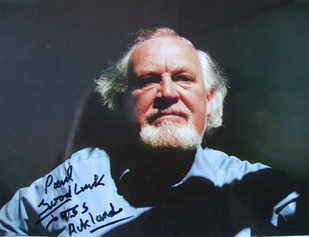 Joss Ackland autograph