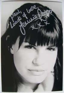 Jemima Rooper autograph
