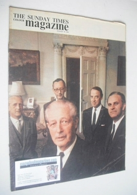 <!--1963-08-18-->The Sunday Times magazine - The Men Behind Macmillan cover