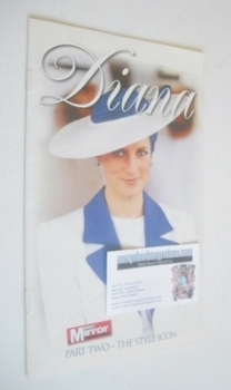 Princess Diana - Daily Mirror supplement - Part 2 (The Style Icon)