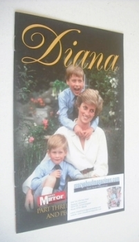 Princess Diana - Daily Mirror supplement - Part 3 (Mother and People's Princess)
