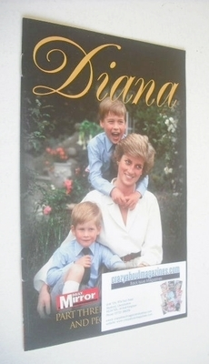 Princess Diana - Daily Mirror supplement - Part 3 (Mother and People's Prin