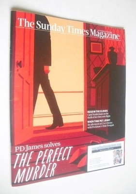 <!--2013-10-27-->The Sunday Times magazine - The Perfect Murder cover (27 O