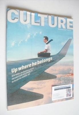 <!--2013-12-08-->Culture magazine - Ben Stiller cover (8 December 2013)