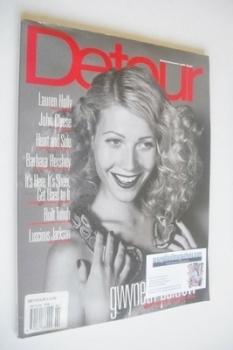 Detour magazine - Gwyneth Paltrow cover (February 1997)