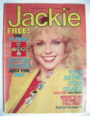 <!--1979-02-03-->Jackie magazine - 3 February 1979 (Issue 787 - Debbie Ash