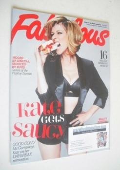 Fabulous magazine - Kate Garraway cover (12 December 2010)