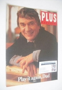 Plus magazine - Dudley Moore cover (5 September 1990)