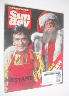 <!--1985-11-24-->Sunday magazine - 24 November 1985 - Dudley Moore cover