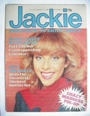 <!--1980-01-19-->Jackie magazine - 19 January 1980 (Issue 837)