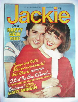 <!--1979-12-29-->Jackie magazine - 29 December 1979 (Issue 834)