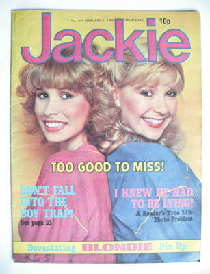 <!--1980-02-02-->Jackie magazine - 2 February 1980 (Issue 839)
