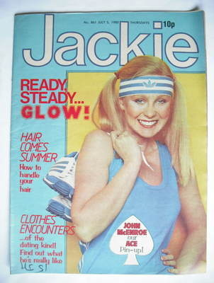 <!--1980-07-05-->Jackie magazine - 5 July 1980 (Issue 861)