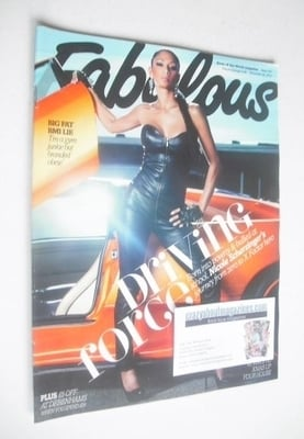 <!--2010-11-28-->Fabulous magazine - Nicole Scherzinger cover (28 November
