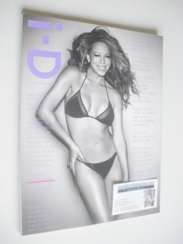 i-D magazine - Mariah Carey cover (June 2008)