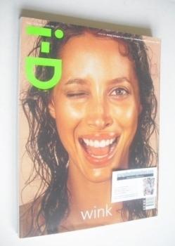 i-D magazine - Christy Turlington cover (September 1999)