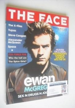 The Face magazine - Ewan McGregor cover (November 1996 - Volume 2 No. 98)