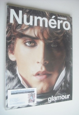 <!--2001-09-->Numero Homme magazine - Autumn/Winter 2001/2002