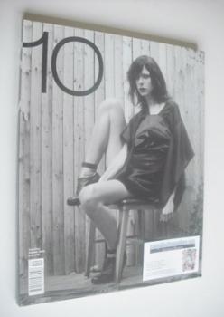 Ten magazine - Autumn 2002 - Laura Morgan cover (Issue 4)