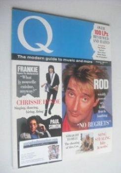 Q magazine - November 1986
