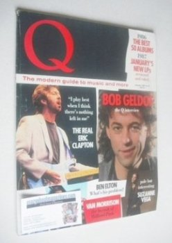Q magazine - January 1987