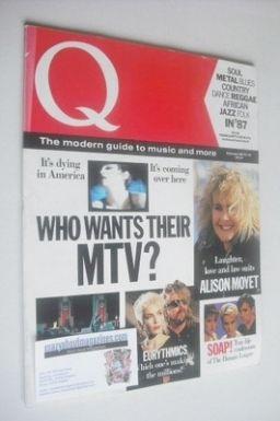 <!--1987-02-->Q magazine - February 1987