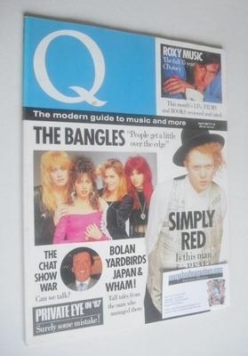 <!--1987-04-->Q magazine - April 1987