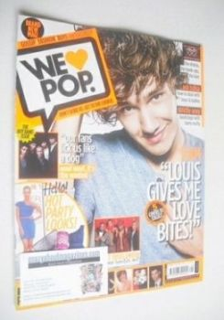We Love Pop magazine - Liam Payne cover (9 November - 6 December 2011)