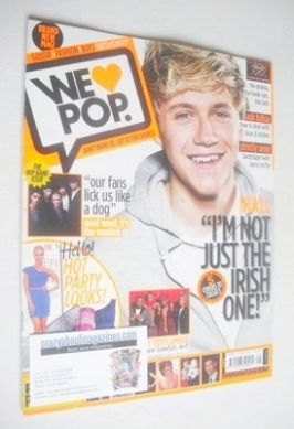 <!--2011-11-09-->We Love Pop magazine - Niall Horan cover (9 November - 6 D