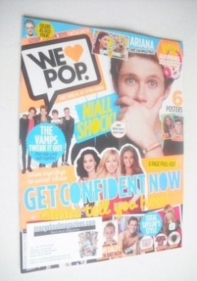 <!--2014-01-15-->We Love Pop magazine - Niall Horan cover (15 January 2014