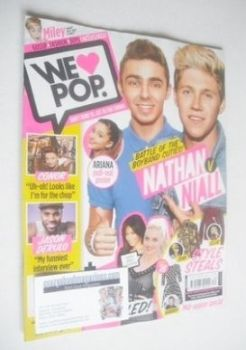 We Love Pop magazine - Nathan and Niall cover (23 October - 19 November 2013)