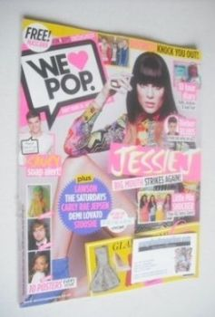 We Love Pop magazine - Jessie J cover (8 May - 4 June 2013)