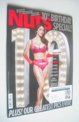<!--2014-01-24-->Nuts magazine - Lucy Pinder cover (24-30 January 2014)