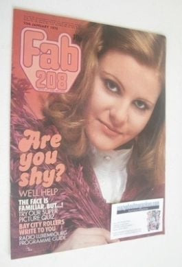 <!--1976-01-10-->Fabulous 208 magazine (10 January 1976)