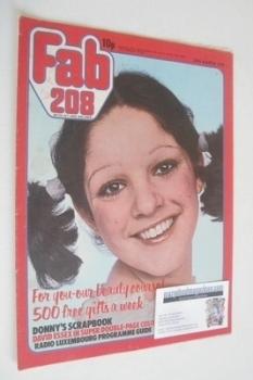 Fabulous 208 magazine (20 March 1976)