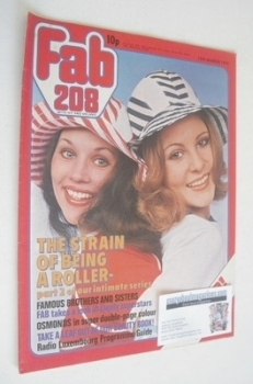 Fabulous 208 magazine (13 March 1976)