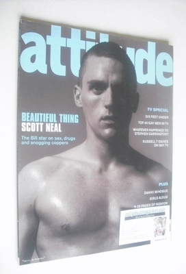 <!--2003-06-->Attitude magazine - Scott Neal cover (June 2003)