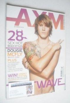 AXM magazine - Dougie McFly magazine (August 2008)