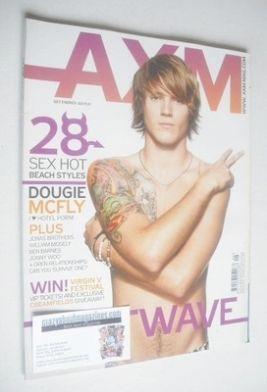 <!--2008-08-->AXM magazine - Dougie McFly magazine (August 2008)
